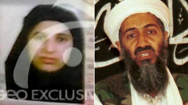 Osama Bin-ladins wife