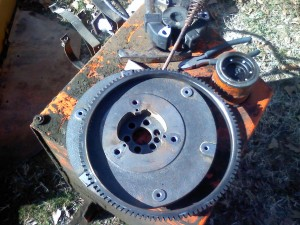 daewoo dh50 ring gear